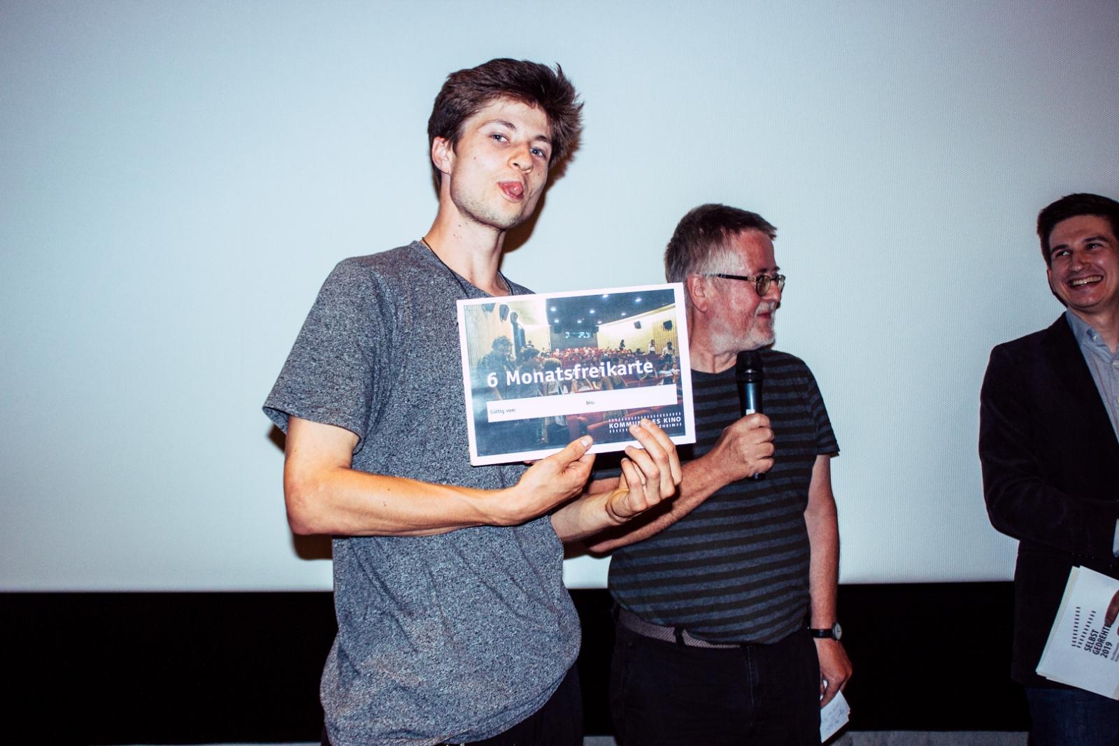 Selbstgedrehte 2019 - Kommunales Kino Pforzheim
